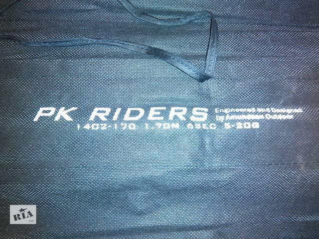 бу Спиннинг Amundson PK RIDERS 1402-170 1.70m 6sec 5-20g, не дорого в Сумах