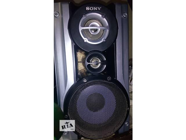 купить бу срочно продам 3х полосные колонки Sony ss-rg 121 в отличном состоянии  1500 гривен в Киеве