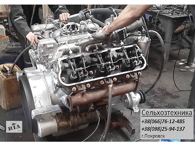 купить бу Ремонт двигателя внутреннего сгорания Д-240-245, Д-65, Д-144, Д-37, ЯМЗ-236-238, Зил-130-131, Газ-51 в Покровске (Красноармейск)