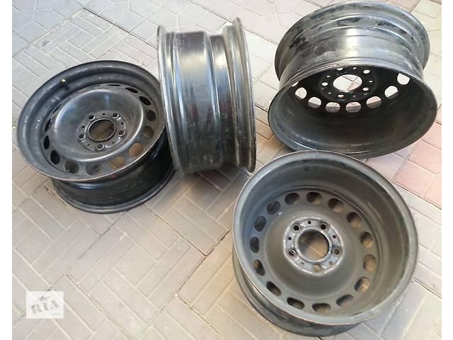 Стальные диски(4шт.) BMW (5 серия (E39) 520i) 5x120 R15 7Jx15H2- объявление о продаже  в Одессе