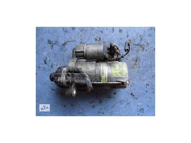купить бу Стартер Audi S4 4.2 (B6 quattro) 2003-2005 40748 079911023D в Киеве