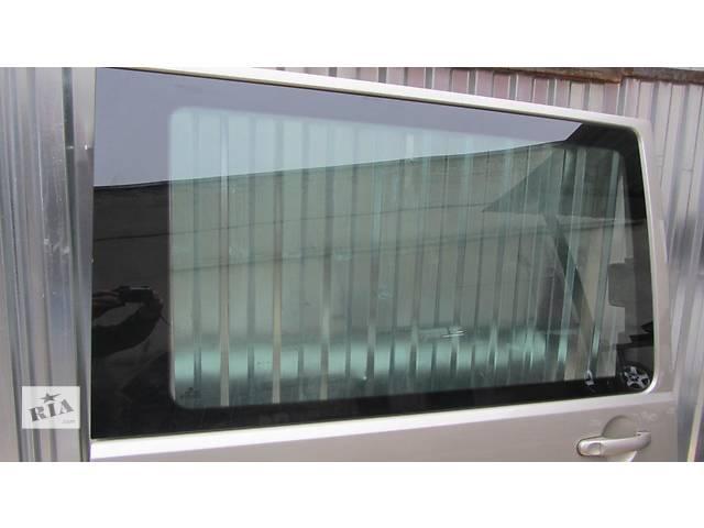 продам Стекло боковой/сдвижной двери Фольксваген Т5 Volkswagen T5 vw T 5 т5 2003-2010г.в. бу в Ровно