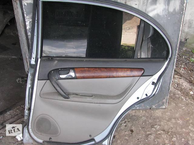 бу  Стекло двери для легкового авто Chevrolet Evanda в Днепре (Днепропетровск)