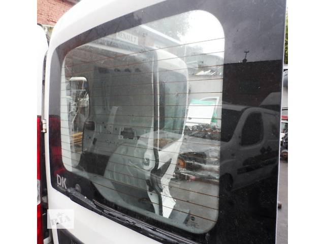 купить бу Стекло двери Фіат Фиат Добло Новый кузов 263 Fiat Doblo Nuovo 263 2009-2014 в Ровно