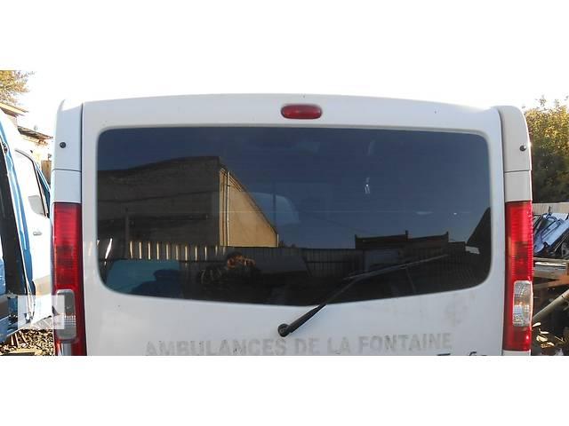 Стекло на ляду, скло ляды Opel Vivaro Опель Виваро Renault Trafic Рено Трафик Nissan Primastar- объявление о продаже  в Ровно