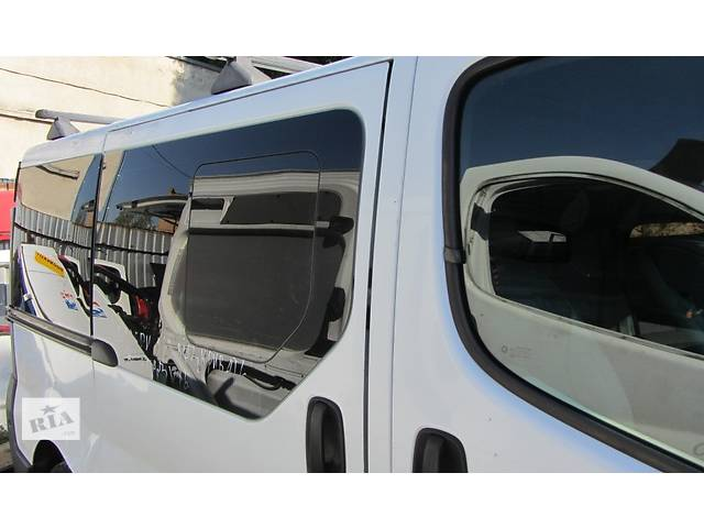 Стекло в кузов, скло салона Nissan Primastar Ниссан Примастар Opel Vivaro Опель Виваро Renault- объявление о продаже  в Ровно
