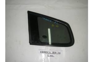 Стекло в кузов заднее левое В10 Subaru Tribeca (WX) 06-14 (Субару Трибека (ВХ))  65210XA110