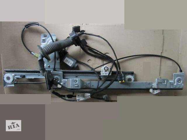продам Стеклоподъемник 8200497568 электрический левый передний Renault Kangoo (2007-наст.время) бу в Хмельницком