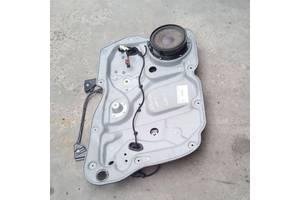 Стеклоподемник передний (L) VW Caddy 3, 2K1837751J