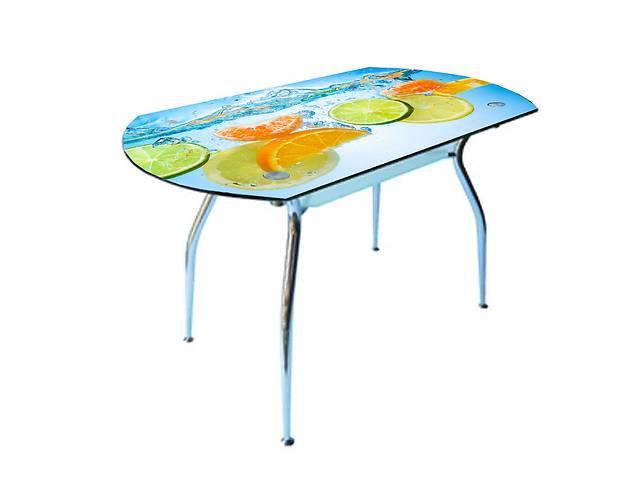 купить бу Стеклянные кухонные столы. в Виннице