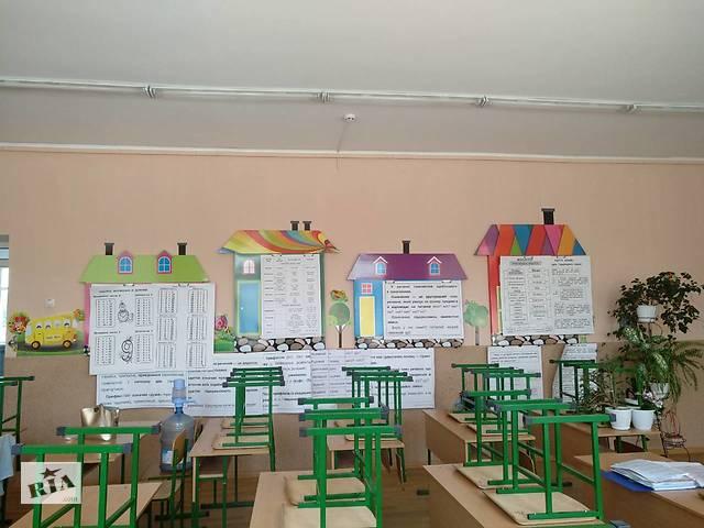 купить бу Стенды под заказ для школ, детских садов и других учреждений образования Ровно Ровенская область в Ровно