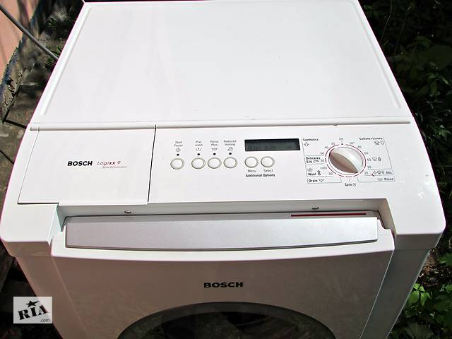Профессиональная стиральная машина Bosch Logixx 9 с Німеччини- объявление о продаже  в Дубні