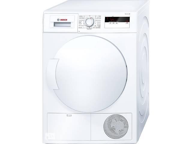 продам Сушильный автомат Bosch WTH 83000 Белый (F00112350) бу в Києві