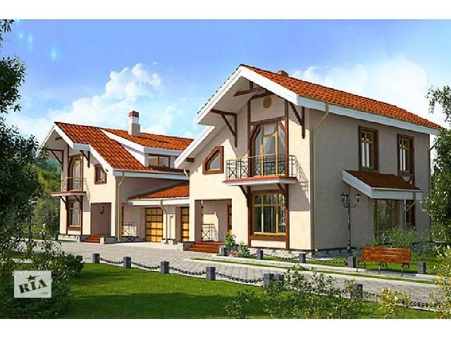 продам Строительство домов и любых сооружений под ключ бу  в Украине