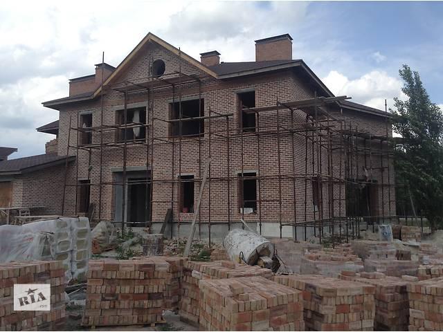 бу Строительство / ремонт под ключ в Киевской области