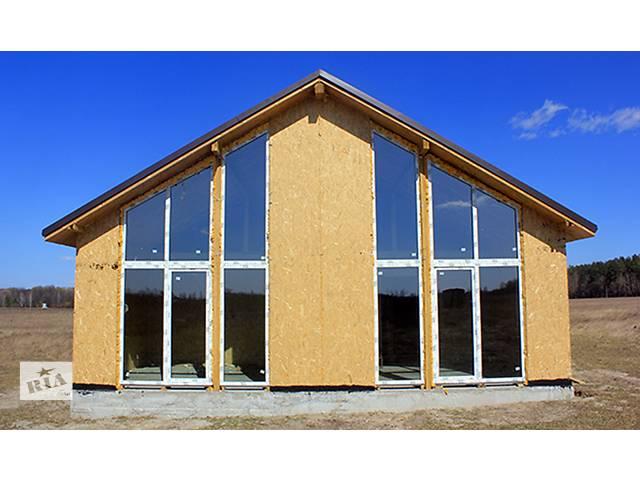 Строительство SIP (СИП) домов, коттеджей по канадской технологии- объявление о продаже  в Киеве