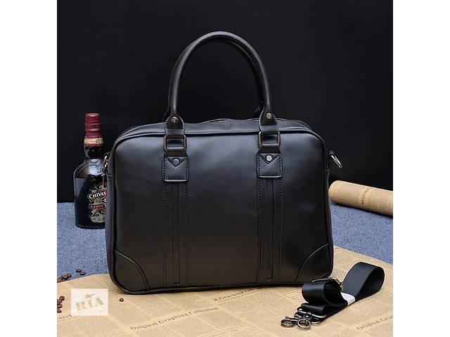 купить бу Стильная мужская сумка. Размер 35-26-10 см в Киеве