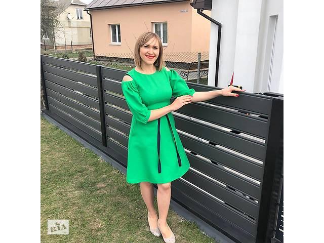 продам Современные ворота и калитка.Забор Ранчо от производителя бу  в Украине