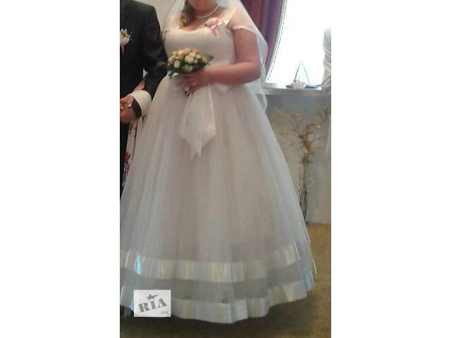купить бу Свадебное платье 1500грн., торг уместен в Миргороде