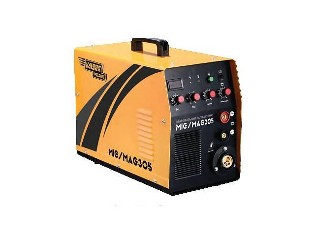 продам Сварочный полуавтомат инверторный 2в1 Kaiser MIG-265 бу в Чернигове