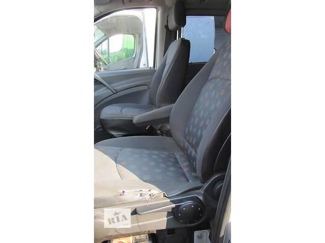 Сиденье переднее водительское, сидіння водія Mercedes Vito (Viano) Мерседес Вито (Виано ) V639 (109, 111, 115, 120)- объявление о продаже  в Ровно