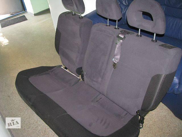 купить бу Сидения Mitsubishi Outlander 2005p. в Львове