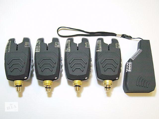бу Сигнализаторы поклевки FA210-4 - набор с беспроводным пейджером в Харькове