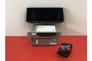 Система NBT комплект BMW X5 F15 блок монитор БМВ Х5 Ф15 джойстик Шрот
