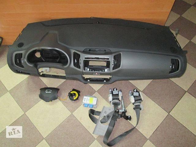 купить бу Система безопасности комплект Легковой Kia Sportage в Киеве