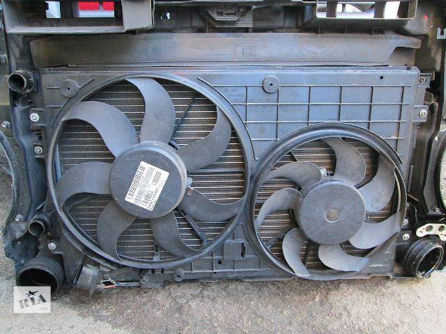 купить бу Система охлаждения Вентилятор осн радиатора Легковой Volkswagen Caddy в Костополе