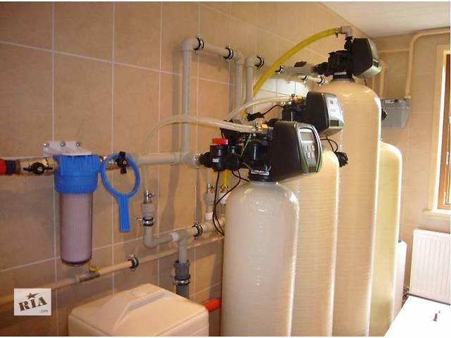 продам Системы водоочистки,водоподготовки и фильтрации воды бу  в Украине