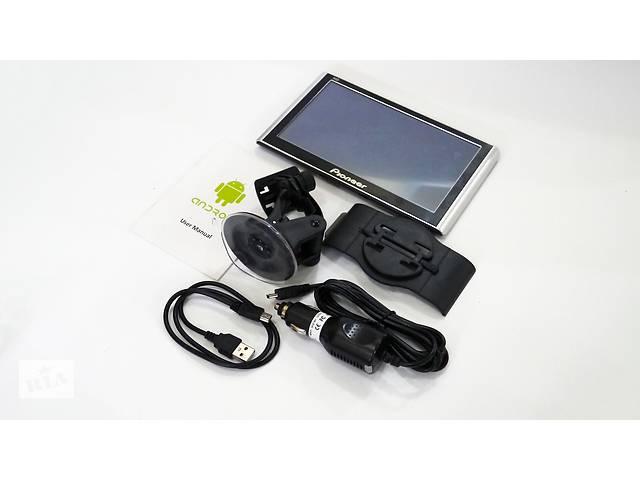 купить бу 7'' Планшет Pioneer 7002 - GPS, 4Ядра, 8Gb, Android в Виннице