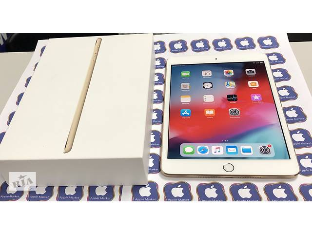Apple iPad Mini 3 16GB Wi-Fi Gold как Новый, полн. Комплект- объявление о продаже  в Черкассах