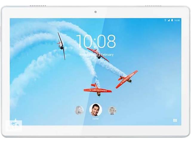 """бу Lenovo Планшетный ПК Tab M10 TB-X605L 32GB 4G Polar White (ZA490104UA); 10.1"""" (1920х1200) IPS / Qualcomm Snapdragon 4... в Харькове"""