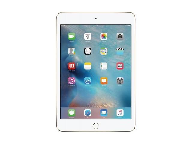"""купить бу Планшет Apple A1550 iPad mini 4 Wi-Fi 4G 128Gb Gold (MK782RK/A) Діагональ дисплея - 7.9"""", тип матриц в Дубно"""
