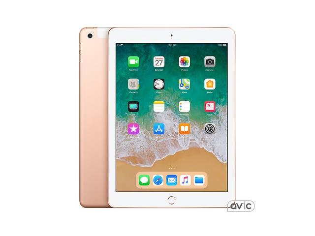 Планшет Apple iPad 2018 Wi-Fi  plus  Cellular 32GB Gold (MRM02)- объявление о продаже  в Харькове