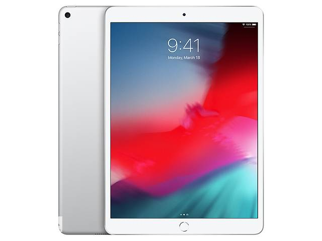 Планшет Apple iPad Air 2019 Wi-Fi 64GB Silver (MUUK2)- объявление о продаже  в Харькове