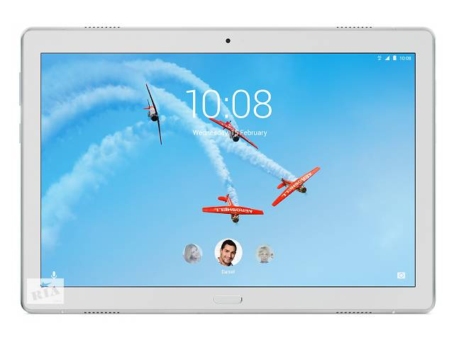 бу Планшет Lenovo Tab P10 X705L LTE 3/32GB White (ZA450117UA) в Киеве