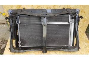 Телевізор, радіатори, дифузор вентилятори в зборіTOYOTA AURIS II 1.8 HIBRYD 2012- 164000T240, 163630T080, 163630T090