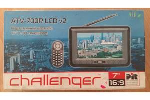 Телевизор портативный цветной Challenger ATV-700Rv2
