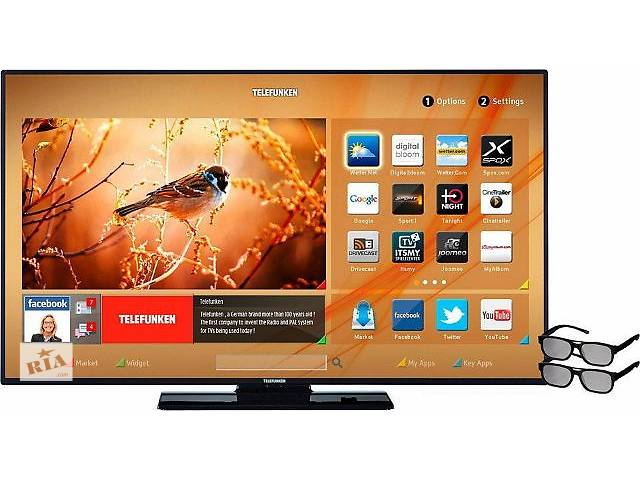 продам Телевизор Telefunken L48F249N3C-3D (Телефанкен) бу в Харькове