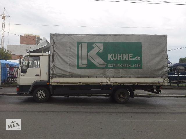 бу Тентований кузов 6.1х2.45х2.4м в Виннице
