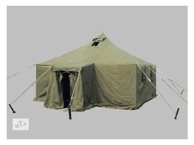 бу Тенты,навесы брезентовые,палатки армейские любых размеров,пошив  в Украине
