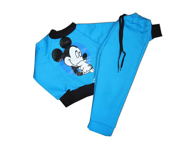 бу Теплый костюм для мальчика Микки, детская одежда от производителя в Днепре (Днепропетровск)
