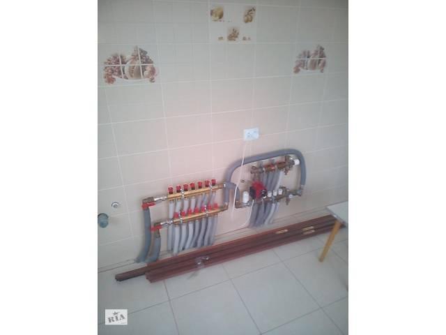 купить бу Теплый пол отопление в Донецке