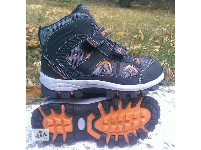 продам Термо ботинки для мальчика, 32-37р бу в Киеве