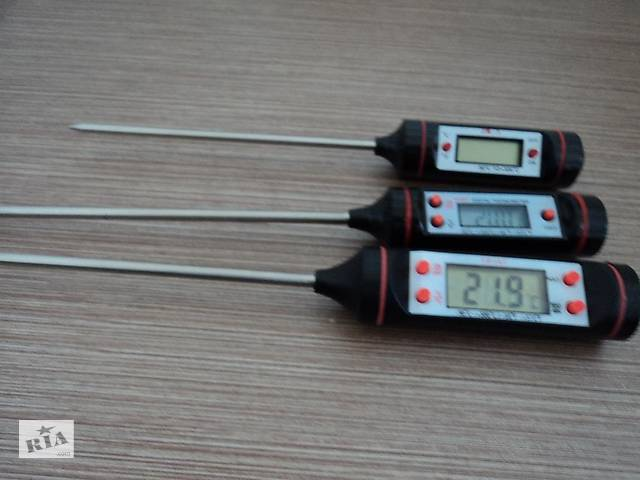 бу Термометр кухонный электронный цифровой со щупом иглой от-50*С до +300*С в Чернигове