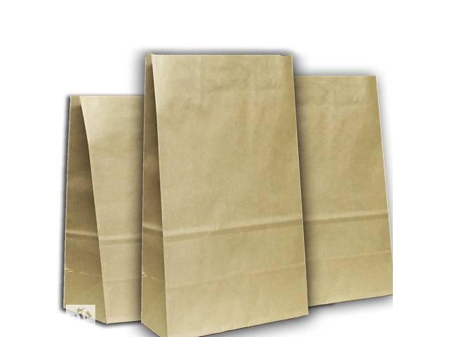 продам 243 Пакет бумажный цельный, белый (220*140*50мм 100шт.) бу в Харькове