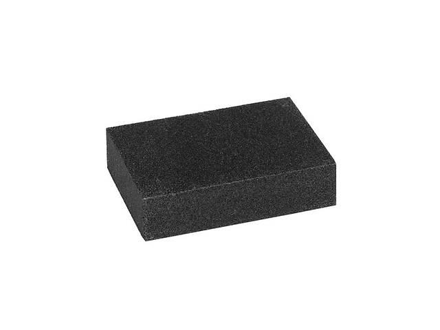 Губка шлифовальная крупнозернистая 100х70х25мм (Р40/Р60) sigma 9130011