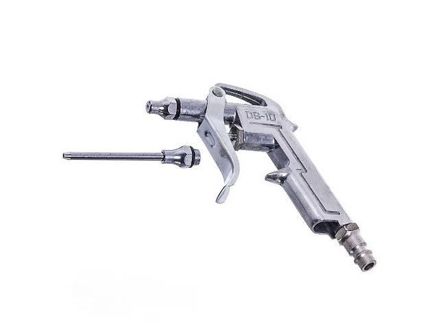 Пистолет продувочный короткий с дополнительным наконечником 80мм AIRKRAFT DG-10-1-3- объявление о продаже  в Киеве
